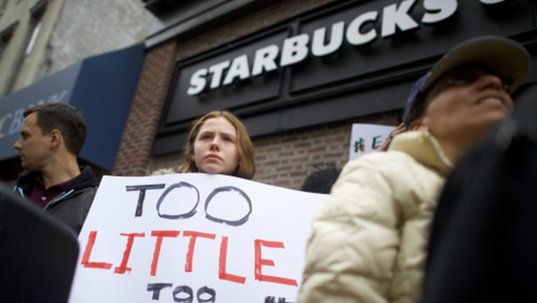 A estratégia da Starbucks para mitigar desgaste público