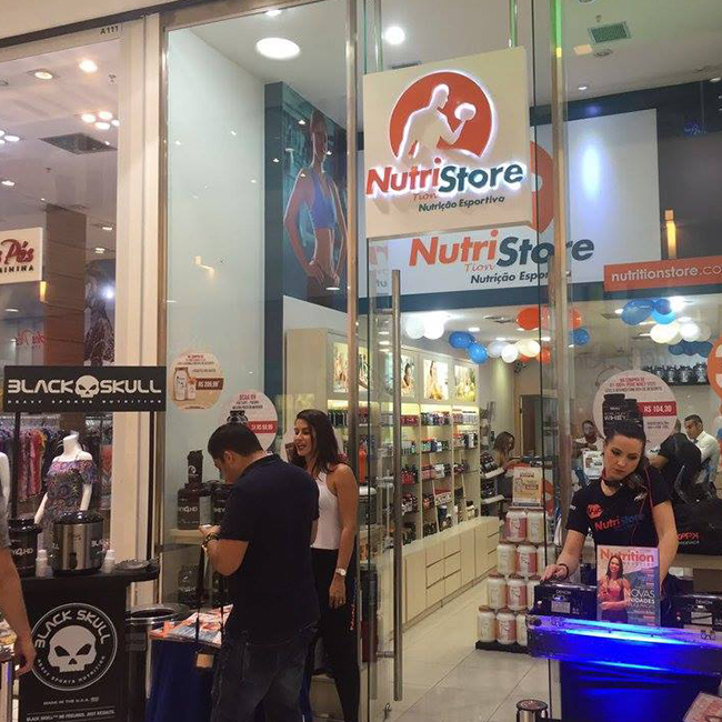 Nutrition Store - Shopping Paralela