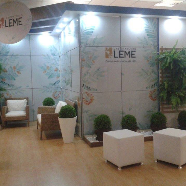 Ambientação Laboratório Leme